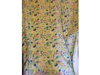 Large Bluebell Gray curtains