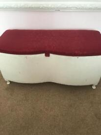 Storage Box/Ottoman/large drawer