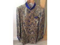 Mens medium sherwani practically brand new