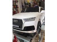 Official Audi Q7
