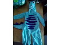 Dinosaur dress up outfit