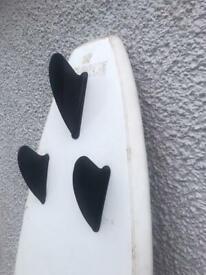 6 foot Foam Surfboard