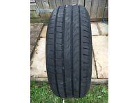Run Flat Tyres - Goodyear NCT and Pirelli Cinturato