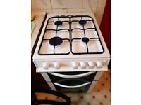 Logik Free standing Gas cooker