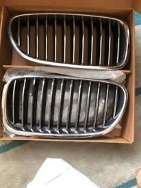 BMW F10/F11 kidney grills