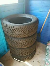 Tyres 205.55 r16