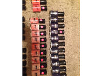 Collection 2000 Hot Looks Fast Dry Nail Polishes x 10