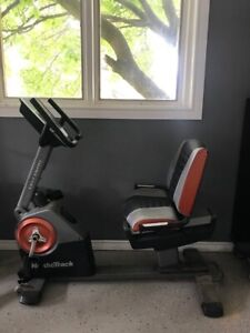 NordicTrack C3si Recumbent Exercise Bike