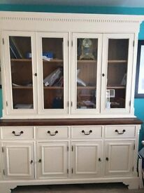 Country Kitchen Dresser/Book cabinet