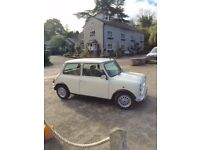 Beautiful low mileage classic mini