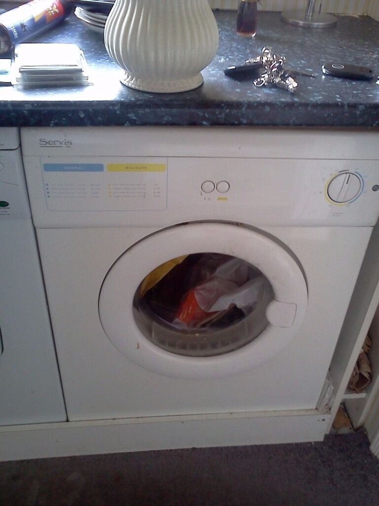 Servis Full Size Dryerin Newcastle, Tyne and WearGumtree - Servis full size tumble dryer,external vent,not condenser, full working order, buyer collects