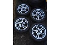 "15"" Peugeot,Citreon,ford Alloys 4x108"