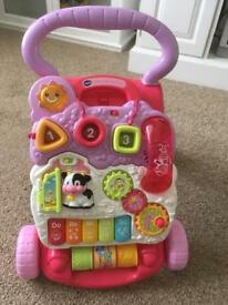 Vtech 1st steps walker