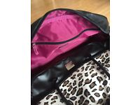 Travel Bag - Leopard Print