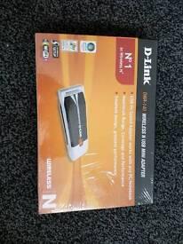 D-Link wireless Network USB Mini Adapter