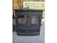Multi- fuel stove