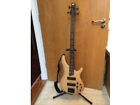 Ibanez SR600-NTF 4 String Bass Guitar