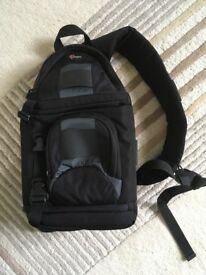 Lowepro cross body SLR camera bag