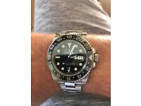 2013 rolex GMT Master 2 ceramic bezel with box and certification will px cash either way