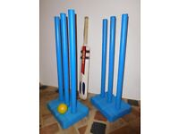 Kwik Cricket Stump Set x2