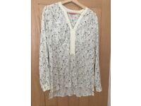Joules print shirt. Brand new with labels