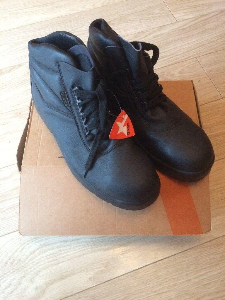 Goliath EL170SICHM Safety Boots - Size 12 - £25