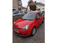Ford fiesta 1.25 style 3dr climate