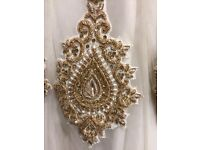 Asian / Indian Wedding Dress For Sale ( NEW )