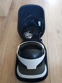 Playstation VR headset, controllers etc.