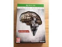 The Evil Within -XBox one! Special Limited Edition