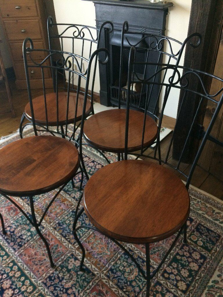 4 x Dining/Kitchen Chairs