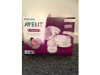 Breast pump Philips Avent