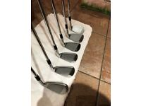 **Excellent Condition** Left handed Mizuno JPX 825 golf clubs