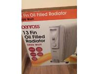 Oil filled radiator 13 fun 3000 watt