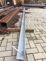 Verzinktes Stahl , Winkel für Garage Mecklenburg-Vorpommern - Torgelow Vorschau