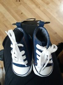 Boys Baby Next Shoes Size 1