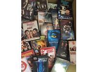DVD bundle over 100 titles