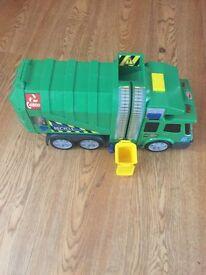 Ashcart Lorry
