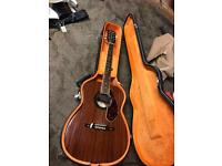 Fender Tim Armstrong Deluxe acoustic guitar