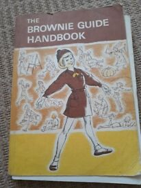 Vintage Brownie Guide book