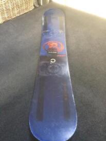 Snowboard Palmer honeypro 164cm (price dropped)