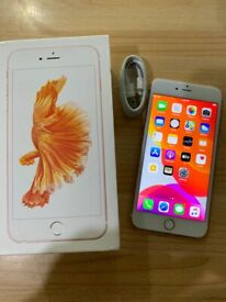 Apple iPhone 6s Plus open to all networks unlocked