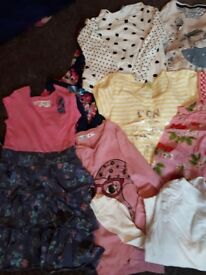 Girls clothes age 4-5 years