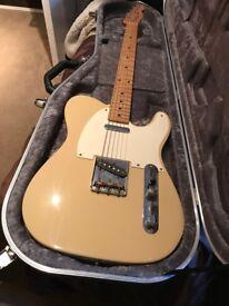 Fender Baja Telecaster & Hardshell Case