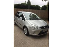 FOR SALE FORD C-MAX 1.8 DIESEL 12 MONTHS M.O.T