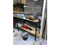 2 workshop benches