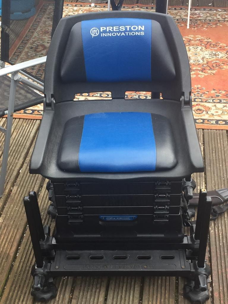 preston innovations seat box 360in Liverpool, MerseysideGumtree - preston innovations seat box 360 comes with other bits all brand new