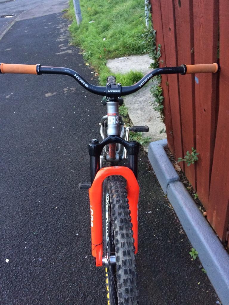 Sacaren jump bike
