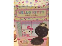 Cake pop maker hello kitty