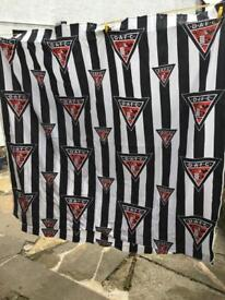 Dunfermline Athletic Pars Curtains